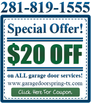 discount garage door Cypress tx