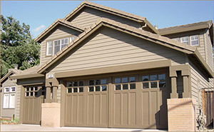 Residential Garage Door Replacement spring tx